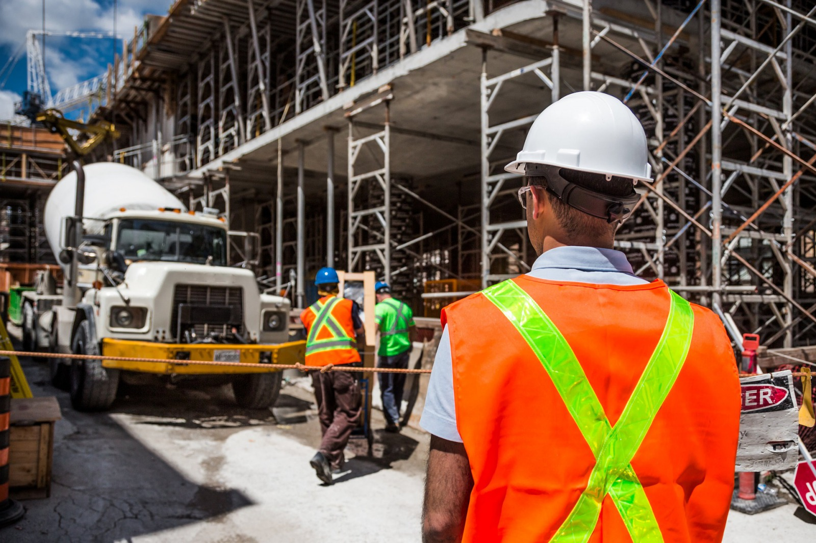 建設業『安全管理』のポイント【毎年やる事】